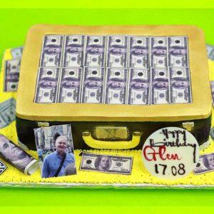 Tiền đô - Vali tiền