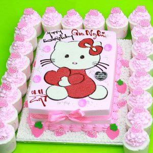 Cupcake - bánh lớn